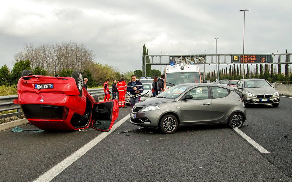 ¿Lesionado en accidente de tráfico?¿A dónde voy?