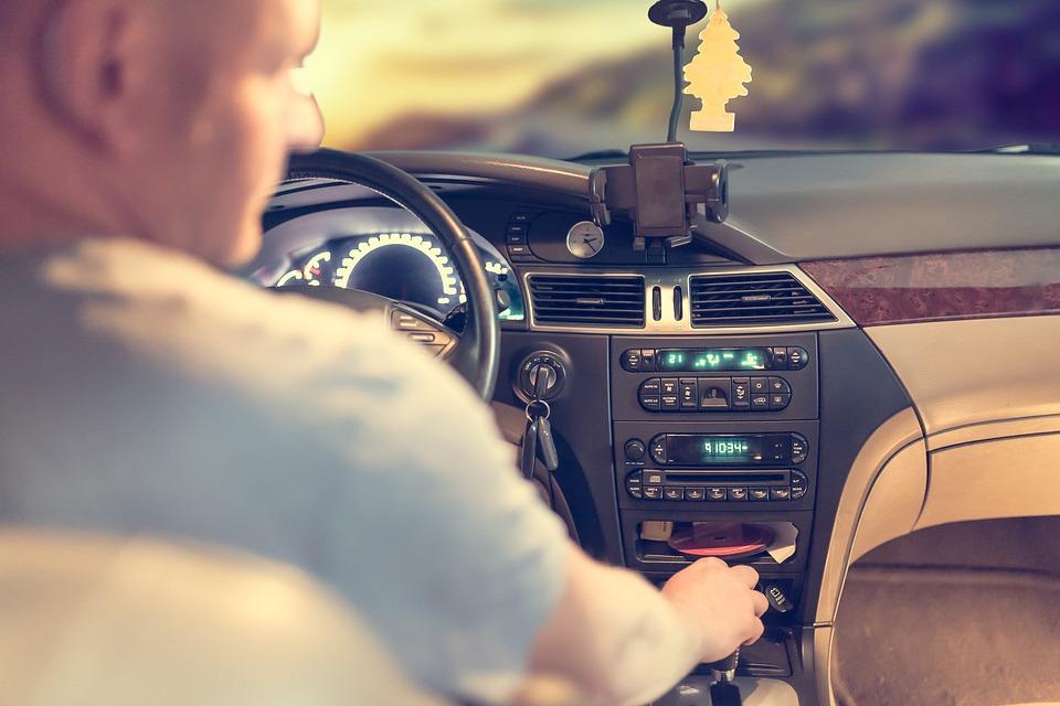 Muerte del conductor en accidente de tráfico